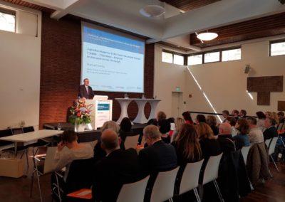 Ekkehart Siering, Staatsrat beim Senator für Wirtschaft, Arbeit und Häfen der Freien Hansestadt Bremen 1