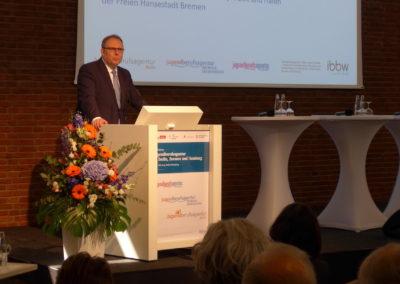 Ekkehart Siering, Staatsrat beim Senator für Wirtschaft, Arbeit und Häfen der Freien Hansestadt Bremen 3