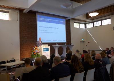 Friedhelm Siepe, Geschäftsführer Arbeitsmarkt der Bundesagentur für Arbeit 1