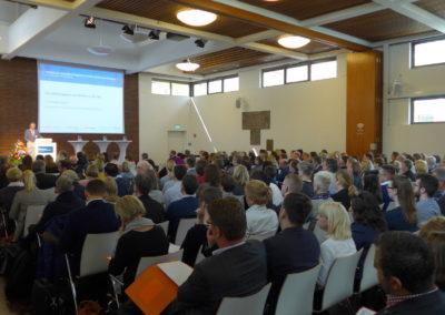 Friedhelm Siepe, Geschäftsführer Arbeitsmarkt der Bundesagentur für Arbeit 2