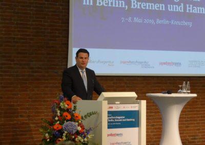 Hubertus Heil, Bundesminister für Arbeit und Soziales 1