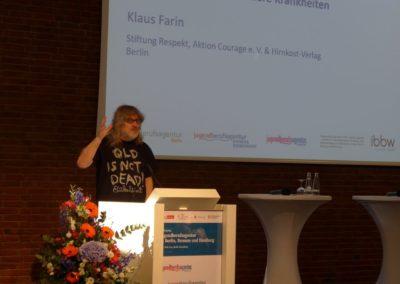 Klaus Farin, Stiftung Respekt, Aktion Courage e. V. & Hirnkost-Verlag, Berlin 2