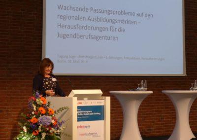Prof. Dr. Susan Seeber, Universität Göttingen, Professur für Wirtschaftspädagogik und Personalentwicklung 1