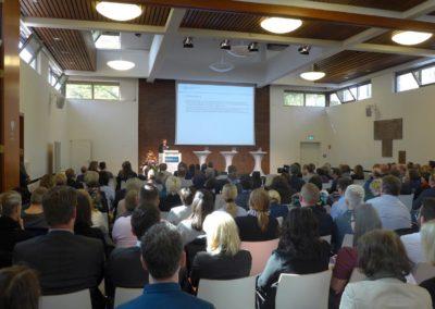 Prof. Dr. Susan Seeber, Universität Göttingen, Professur für Wirtschaftspädagogik und Personalentwicklung 2