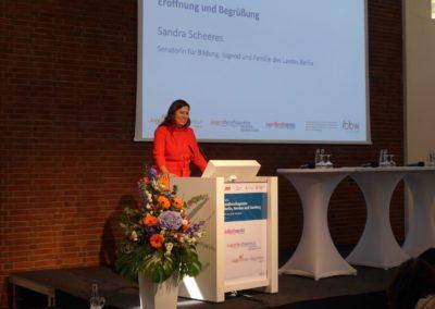 Sandra Scheeres, Senatorin für Bildung, Jugend und Familie des Landes Berlin2